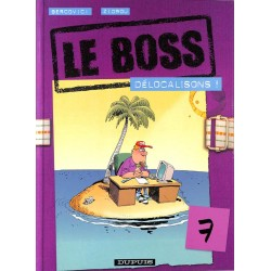 ABAO Bandes dessinées Le Boss 07