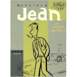 ABAO Bandes dessinées Monsieur Jean 07 + coffret et carnet