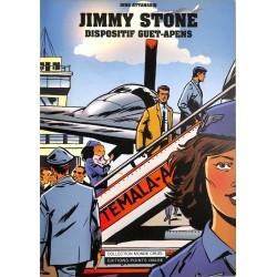 ABAO Bandes dessinées Jimmy Stone dispositif guet-apens