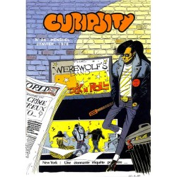 ABAO Bandes dessinées Curiosity mensuel 24
