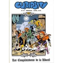 ABAO Bandes dessinées Curiosity mensuel 27