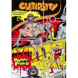 ABAO Bandes dessinées Curiosity bimestriel 23