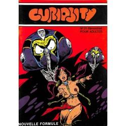 ABAO Bandes dessinées Curiosity bimestriel 21