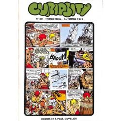 ABAO Bandes dessinées Curiosity mensuel 29