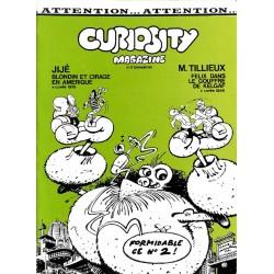 ABAO Bandes dessinées Curiosity bimestriel 02