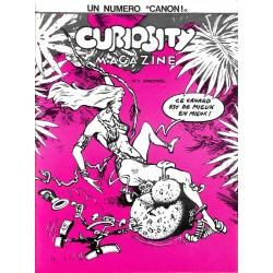 ABAO Bandes dessinées Curiosity bimestriel 03