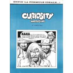 ABAO Bandes dessinées Curiosity bimestriel 05