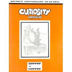 ABAO Bandes dessinées Curiosity bimestriel 06