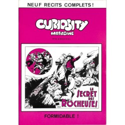 ABAO Bandes dessinées Curiosity bimestriel 10