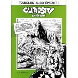 ABAO Bandes dessinées Curiosity bimestriel 14