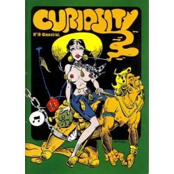 ABAO Bandes dessinées Curiosity bimestriel 18