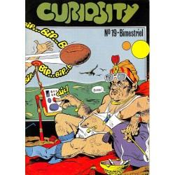 ABAO Bandes dessinées Curiosity bimestriel 19