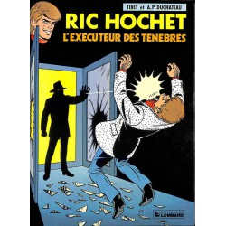 ABAO Bandes dessinées Ric Hochet 49