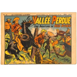ABAO Bandes dessinées Les Aventures illustrées 10 - Red Ryder