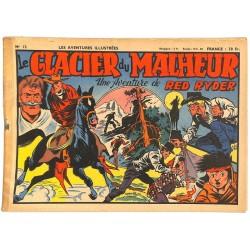 ABAO Bandes dessinées Les Aventures illustrées 13 - Red Ryder