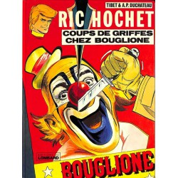 ABAO Bandes dessinées Ric Hochet 25