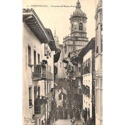 ABAO Espagne Fuenterrabia - Procesion del Viernes Santo.