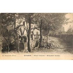 ABAO Pays-Bas Eijsden - Vieux moulin. Breuster molen.