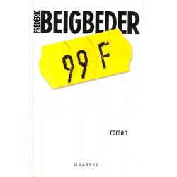 ABAO Romans Beigbeder (Frédéric) - 99 F.