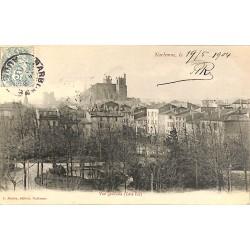 ABAO 11 - Aude [11] Narbonne - Vue générale (Côté Est).