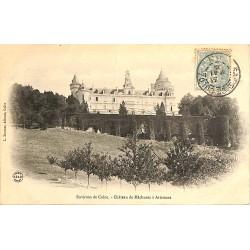 ABAO 01 - Ain [01] Artemare - Château de Mâchuraz. (Environs de Culoz)