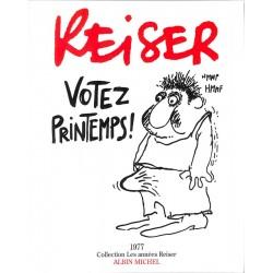ABAO Bandes dessinées Les Années Reiser 1977