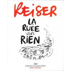 ABAO Bandes dessinées Les Années Reiser 1980