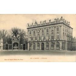 ABAO 54 - Meurthe-et-Moselle [54] Nancy - L'Evêché.