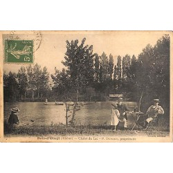 ABAO 69 - Rhône [69] Bois-d'Oingt - Châlet du Lac.