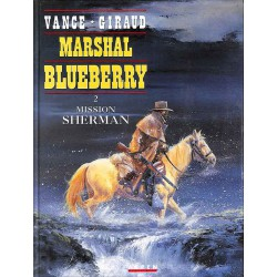 Bandes dessinées Marshal Blueberry 02