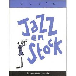 ABAO Peinture, gravure, dessin Avril (François) - Jazz en stock.