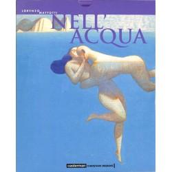 ABAO Peinture, gravure, dessin Mattotti (Lorenzo) - Nell'acqua.