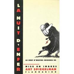 ABAO Livres illustrés Moncure March (Joseph) - La Nuit d'enfer. Illustrations d'Art Spiegelman.