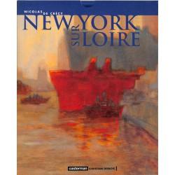 ABAO Peinture, gravure, dessin De Crécy (Nicolas) - New York sur Loire.