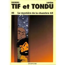 ABAO Bandes dessinées Tif et Tondu 45