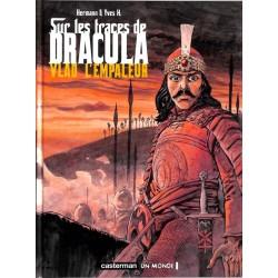 ABAO Bandes dessinées Sur les traces de Dracula 01