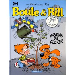 ABAO Bandes dessinées Boule & Bill 31 + poster.