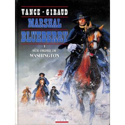 ABAO Bandes dessinées Marshal Blueberry 01