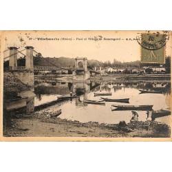 ABAO 69 - Rhône [69] Beauregard - Pont et Village.