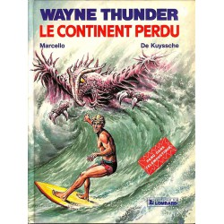 Bandes dessinées Wayne Thunder 01