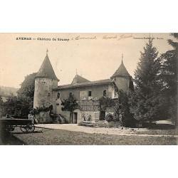 ABAO 69 - Rhône [69] Avenas - Château de Sauzey.