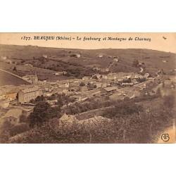 ABAO 69 - Rhône [69] Beaujeu - Le Faubourg et Montagne de Charnay.