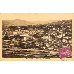 ABAO 69 - Rhône [69] Amplepuis - Vue générale.