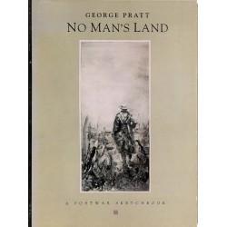 ABAO Peinture, gravure, dessin Pratt (George) - No man's land. + Dédicace.