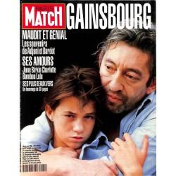 ABAO Journaux et périodiques Paris-Match 2181 14/03/1991
