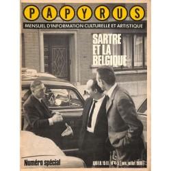 ABAO Journaux et périodiques Papyrus 04-05 06/07-1980