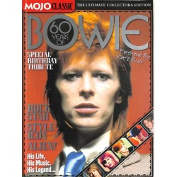 ABAO Journaux et périodiques Mojo Classic - 60 years of Bowie.