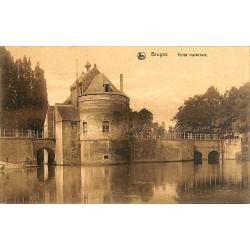 ABAO Flandre occidentale Bruges - Porte maréchale.