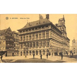 ABAO Anvers Anvers - Hôtel de Ville.