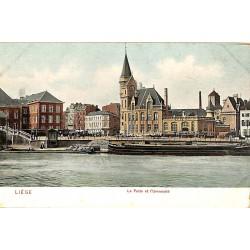 ABAO Liège Liège - La Poste et l'Université.